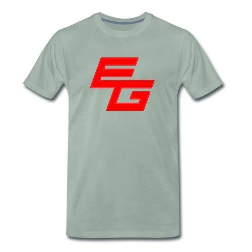 eraZe-Gaming Rot - Männer Premium T-Shirt