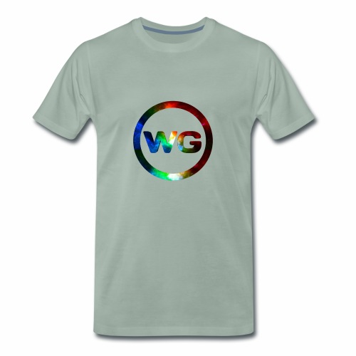 wout games - Mannen Premium T-shirt