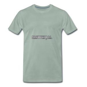 Gunmetal - Men's Premium T-Shirt