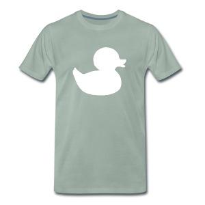 First duck tee - Men's Premium T-Shirt