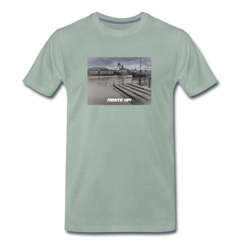 trents up - Men's Premium T-Shirt