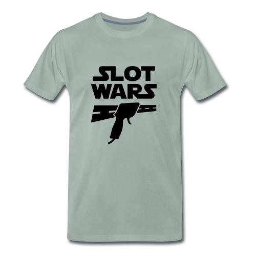 Slot Wars - Männer Premium T-Shirt