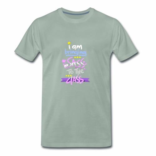 1st Day of School Tee Design - Men's Premium T-Shirt
