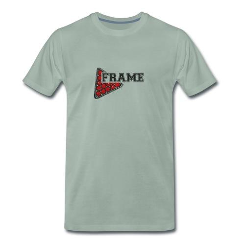 Snooker Frame - Männer Premium T-Shirt