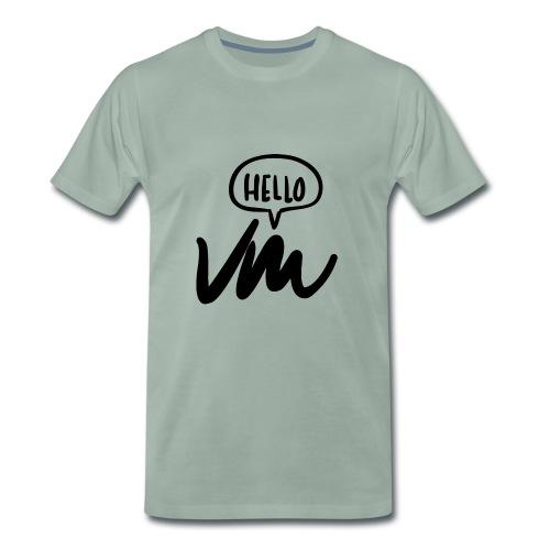 VM Hello! - Men's Premium T-Shirt