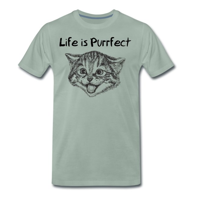 Life is Purrfect