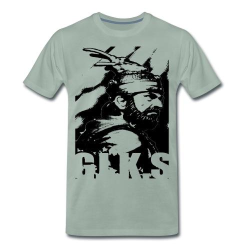 skanderbeg - Männer Premium T-Shirt