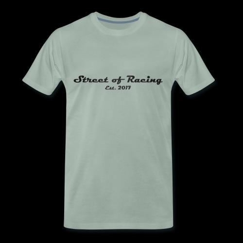 Street of Racing - collection one - Männer Premium T-Shirt