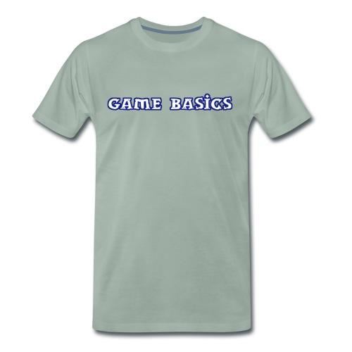 Game Basics Design - Männer Premium T-Shirt