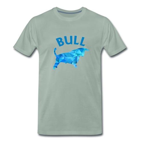 Blue Bull - Männer Premium T-Shirt
