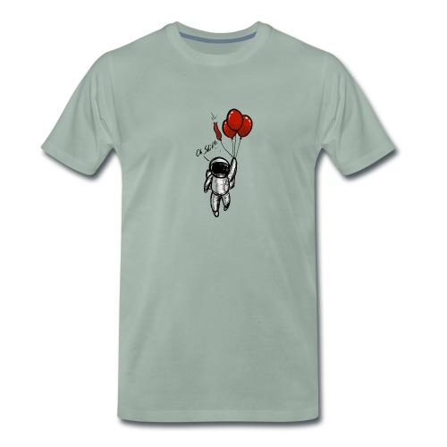 Oh Shit! - Männer Premium T-Shirt