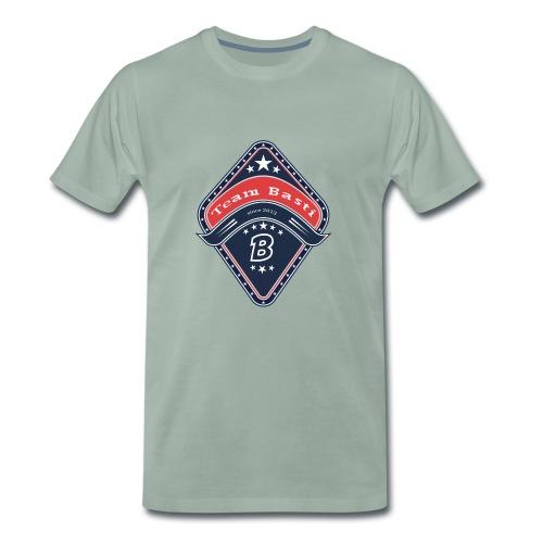 Team Basti Classic - Männer Premium T-Shirt