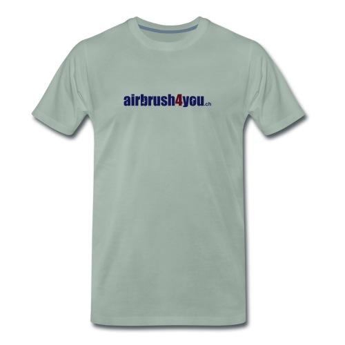 Airbrush4You.ch Airbrush Switzerland - Männer Premium T-Shirt