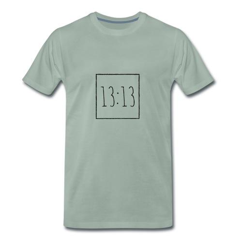 1 Corinthians 13.13 - Men's Premium T-Shirt