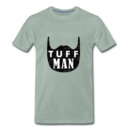 tuffman - Männer Premium T-Shirt