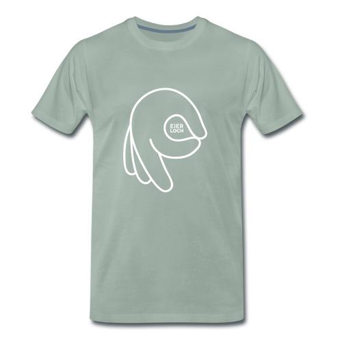 Eierloch - Männer Premium T-Shirt