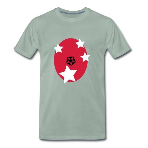 OsterStern - Männer Premium T-Shirt