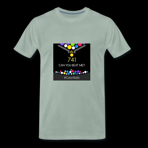 color ballz - T-shirt Premium Homme