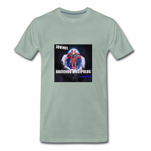 JHD - Camiseta premium hombre