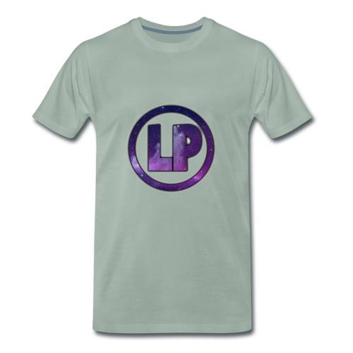 Luxipuff Logo - Herre premium T-shirt