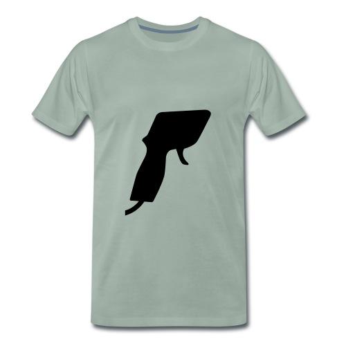 Slotracing Pistolenregler - Männer Premium T-Shirt