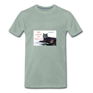Gourmetkater Presse - Männer Premium T-Shirt