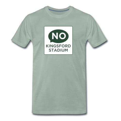 NKS Logo - Men's Premium T-Shirt