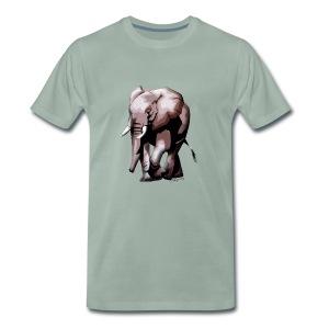 Big Elephant - Männer Premium T-Shirt