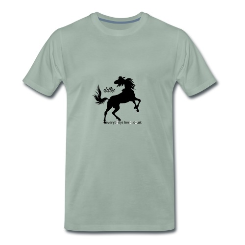 stallion - Men's Premium T-Shirt