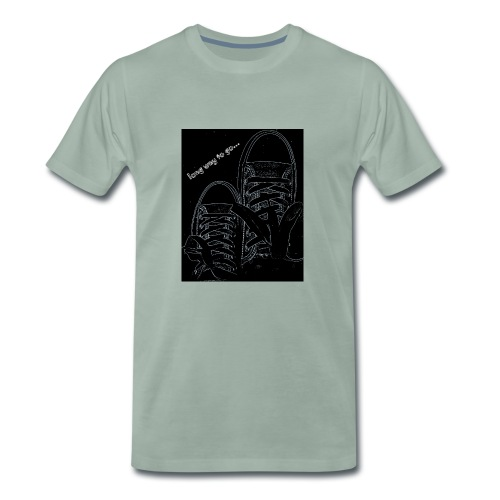 Long way to go - Men's Premium T-Shirt