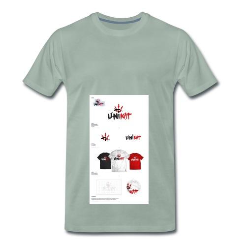 unikat_1 - Koszulka męska Premium
