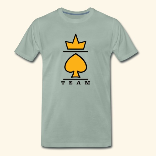 Collection KingSpade® by MagicAndCardistry Team - T-shirt Premium Homme
