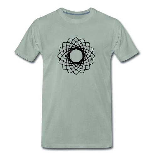 Fraktal - Männer Premium T-Shirt