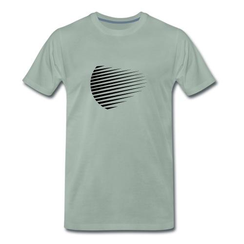 Stacheln - Männer Premium T-Shirt
