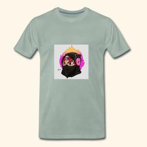 ild Ninja - Herre premium T-shirt