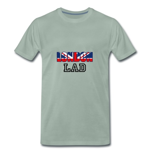 London Lad - Men's Premium T-Shirt