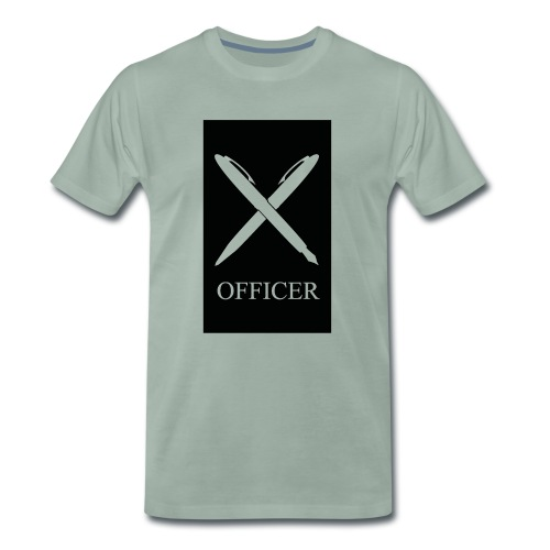 OFFICER - Männer Premium T-Shirt