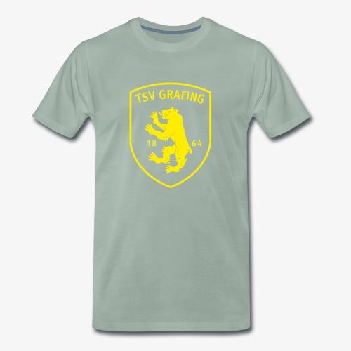 TSV Grafing gelb - Männer Premium T-Shirt