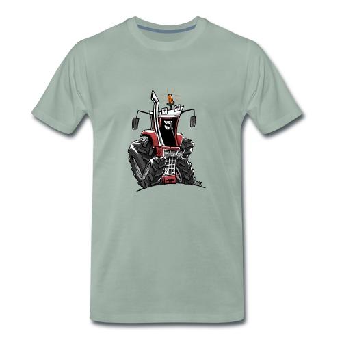 case 856XL kleur - Mannen Premium T-shirt