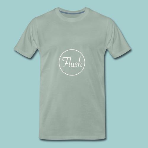 FLUSH Standard - Herre premium T-shirt