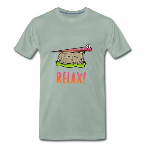 RELAX! Limitierte Edition - Männer Premium T-Shirt