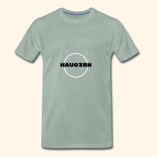 HAUG3RN - Premium T-skjorte for menn