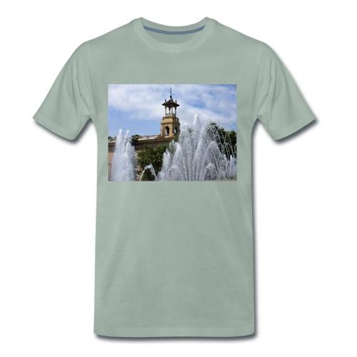 barcelona - T-shirt Premium Homme