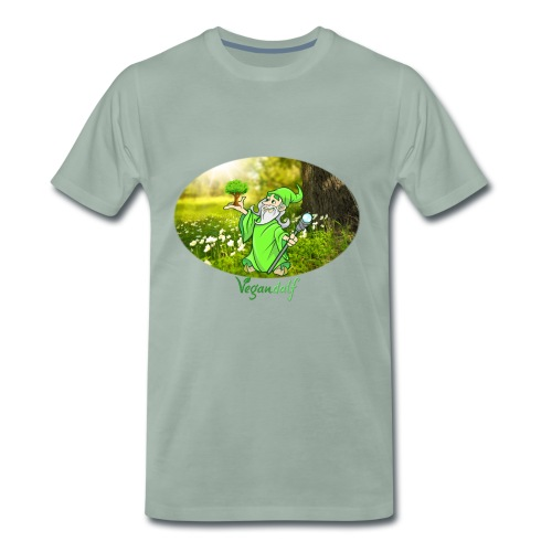 Vegan(dalf) - Männer Premium T-Shirt