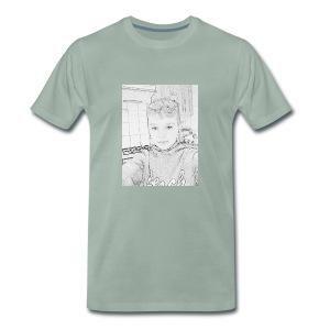 Jack Tomo in stock things - Men's Premium T-Shirt