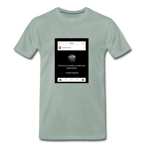81F94047 B66E 4D6C 81E0 34B662128780 - Men's Premium T-Shirt