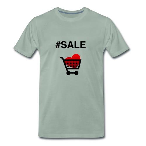 Sale - Männer Premium T-Shirt
