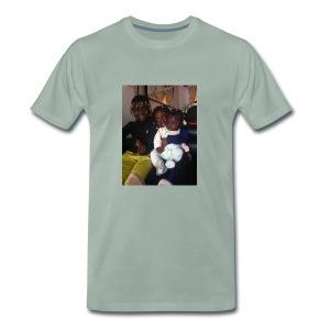 Sekou - Mannen Premium T-shirt