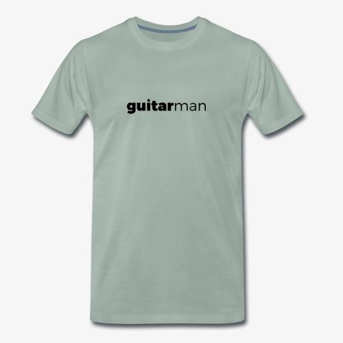 guitarman - Männer Premium T-Shirt