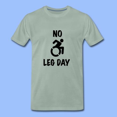 nolegday - Mannen Premium T-shirt
